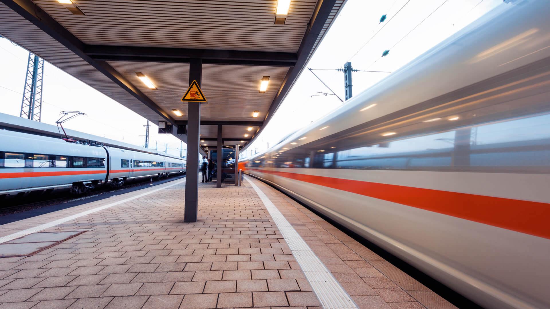 Deutsche Bahn Fahrplan
